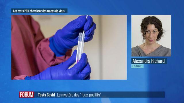 """Covid-19: comment détecter les """"faux positifs""""? [RTS]"""
