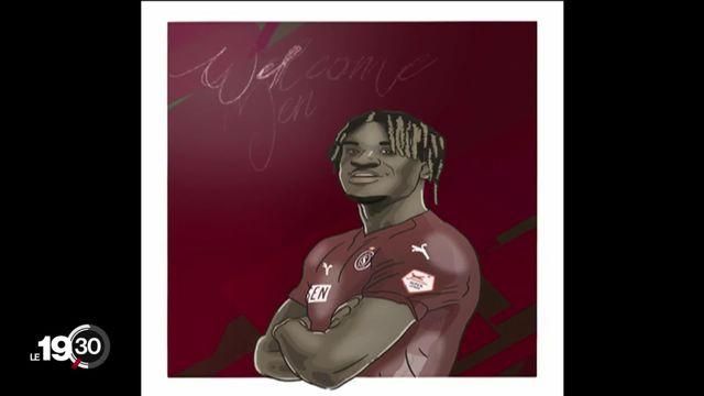 Football: le FC Servette innove pour engager de nouveaux joueurs. [RTS]