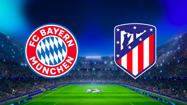 Bayern-Atlético dès 21h sur RTS2