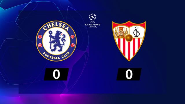 1re journée, Chelsea - Séville (0-0): les Andalous ramènent un point de Londres [RTS]