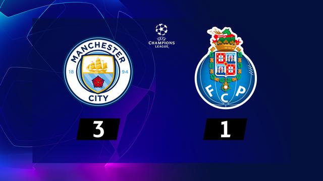 1re journée, Man.City - Porto (3-1): les hommes de Pep débutent pas une victoire