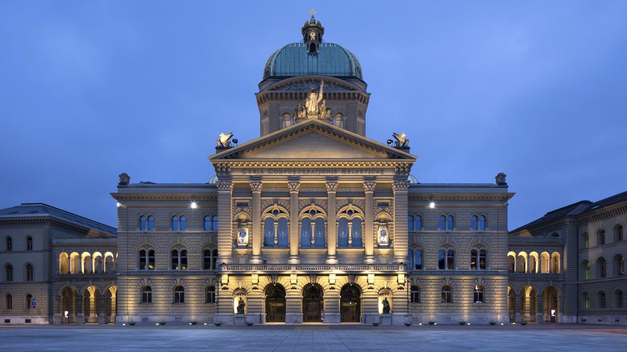 Le produit intérieur brut (PIB) devrait se contracter en Suisse de 3,6% en 2020. [Peter Klaunzer - Keystone]
