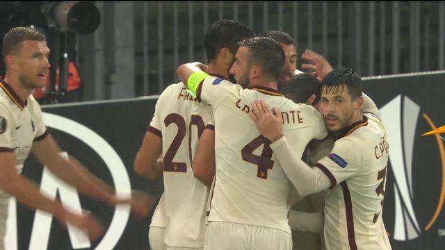 1re journée, YB  - AS Roma (1-2): les Bernois s'inclinent face aux Romains [RTS]