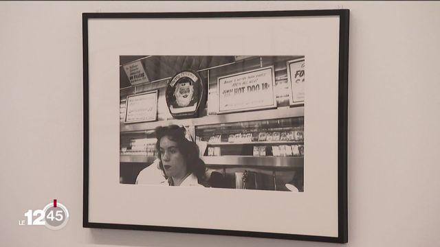 Le photographe Robert Frank mis à l'honneur à Winterthur. [RTS]