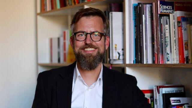 Pascal Gygax, directeur du département de psycholinguistique et de psychologie appliquée de l'Université de Fribourg. [DR]