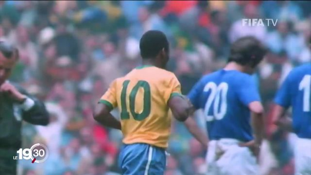 "Football: Le ""Roi"" Pelé fête ses 80 ans [RTS]"