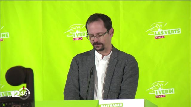 En assemblée virtuelle, les délégués Verts affinent leur stratégie sur les enjeux agricoles [RTS]