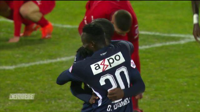 Super League, 5e journée: Vaduz - Zurich (1-4) [RTS]