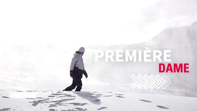 Ski freestyle: portrait de la championne Mathilde Gremaud [RTS]