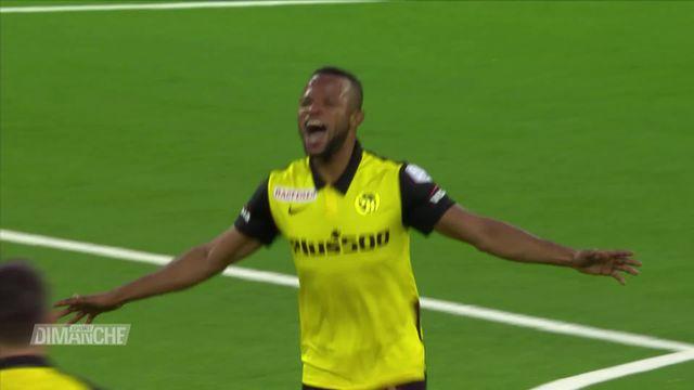 Super League, 5e journée : Young Boys – Lucerne (2-1) [RTS]