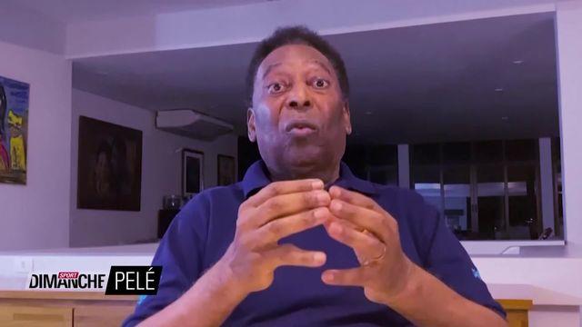 """Football: retour en images sur la carrière du """"Roi"""" Pelé qui a soufflé ses 80 bougies [RTS]"""