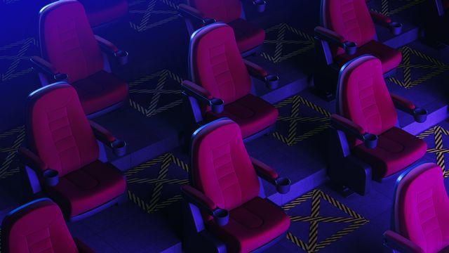 La peur au cinéma. [denisismagilov - Depositphotos]