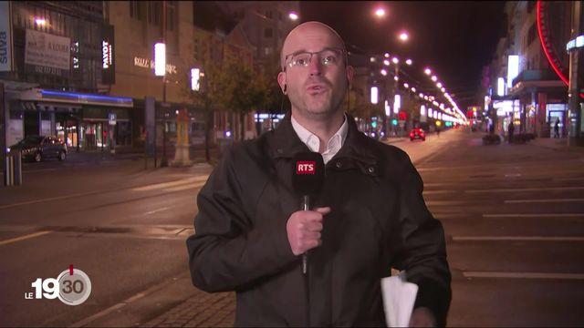 24h de suspense avant de connaître les résultats des élections neuchâteloises. Décryptage avec Julien Guillaume. [RTS]