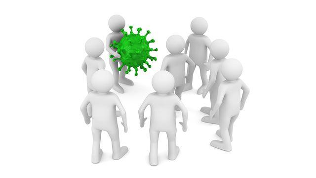 Les personnes infectées par le coronavirus mais ne présentant pas de symptômes sont-elles contagieuses? ISergey Depsitphotos [ISergey - Depositphotos]