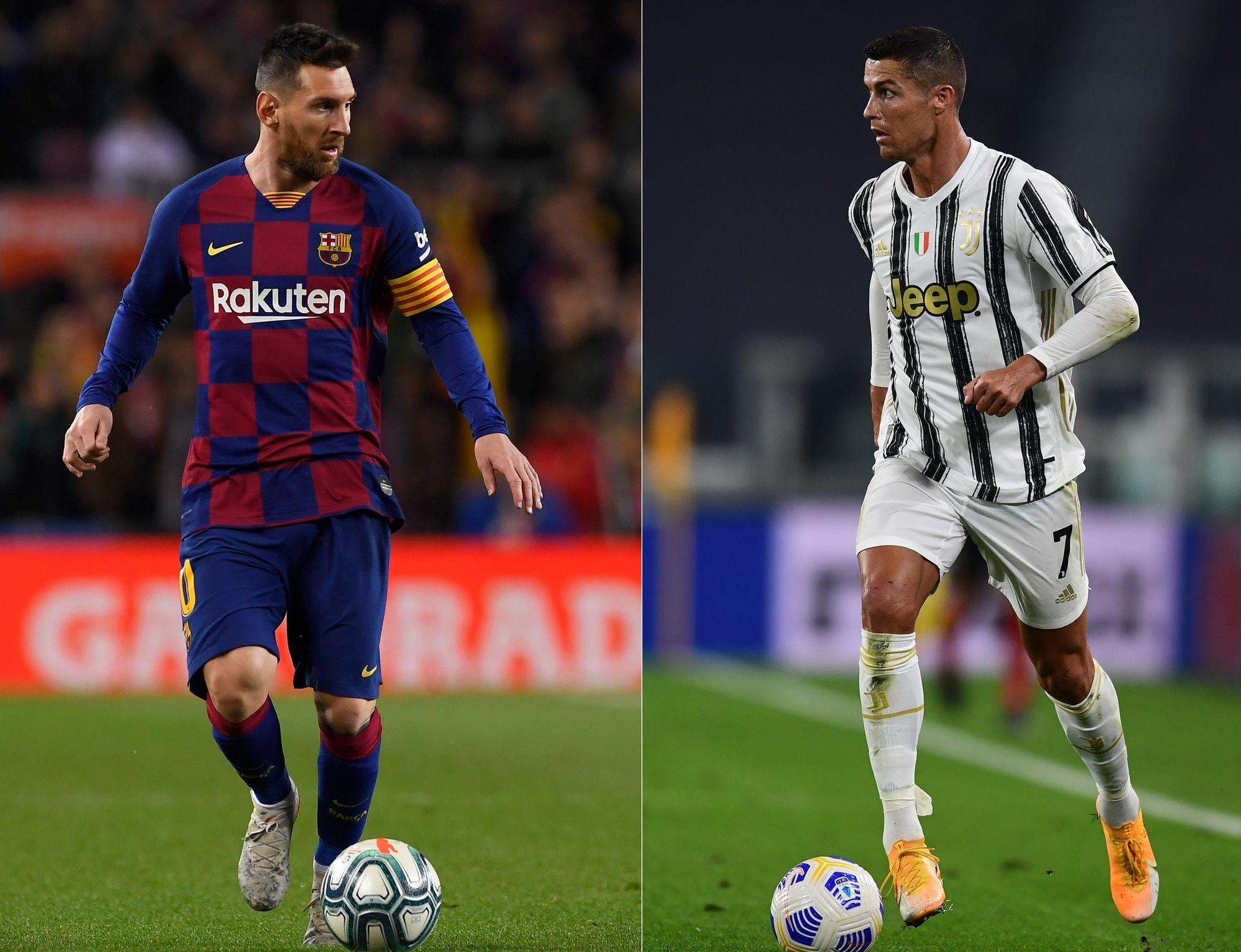 Ligue des champions: les retrouvailles entre Messi et Ronaldo attendront