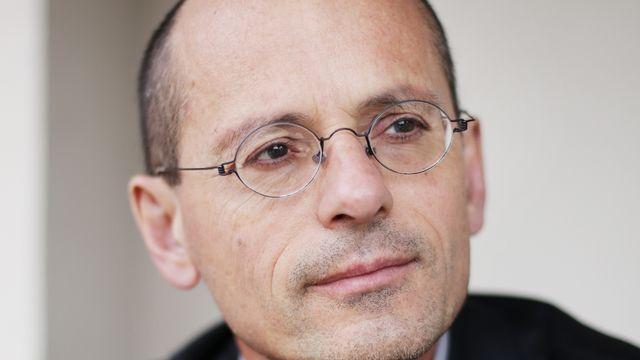 L'écrivain Vincenzo Todisco. [Momir Cavic - DR]