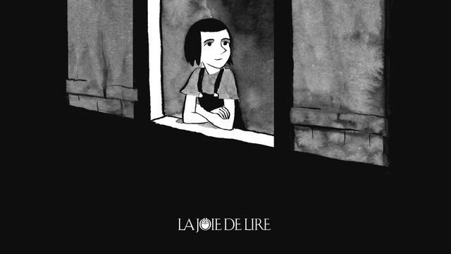 """Fabian Menor présente sa première bande-dessinée """"Elise"""" [La Joie de lire]"""