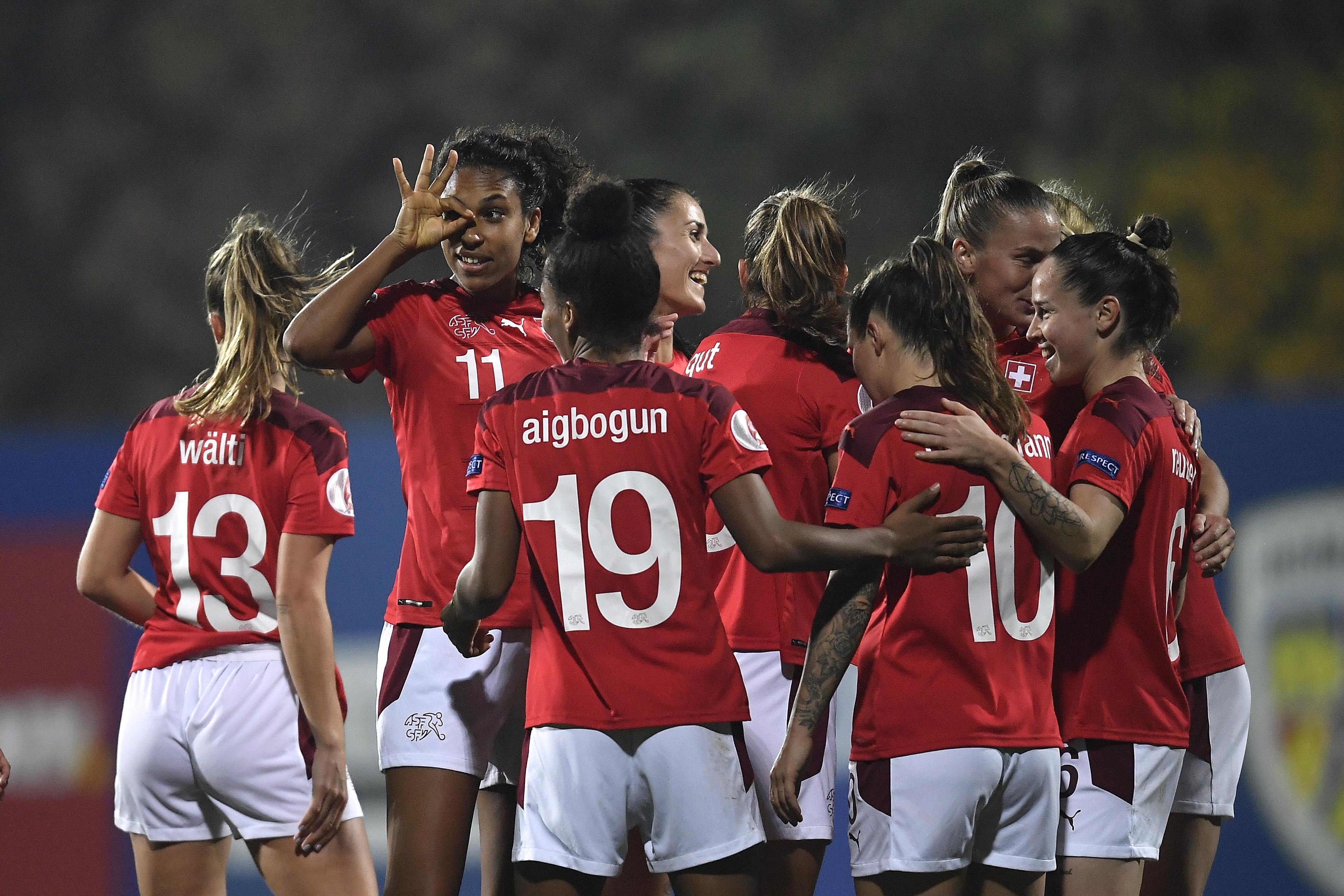 Qualifs Euro 2022: victoire suisse en Roumanie