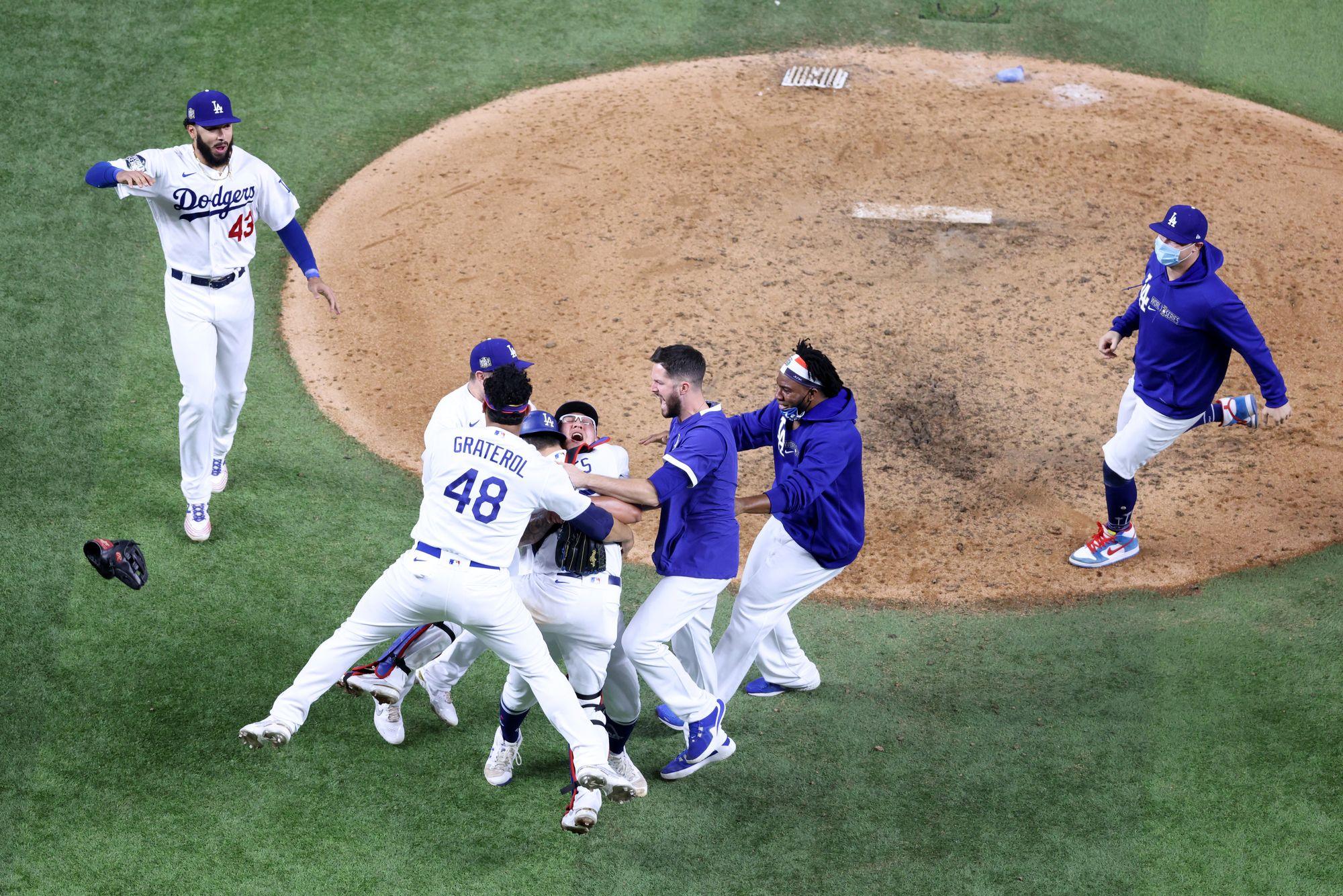 Baseball: les Dodgers remportent enfin les World Series, 32 ans après