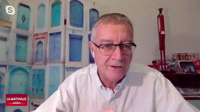 Antoine Flahault s'exprime sur les nouvelles mesures anti-Covid-19 prises par le Conseil fédéral (vidéo) [RTS]