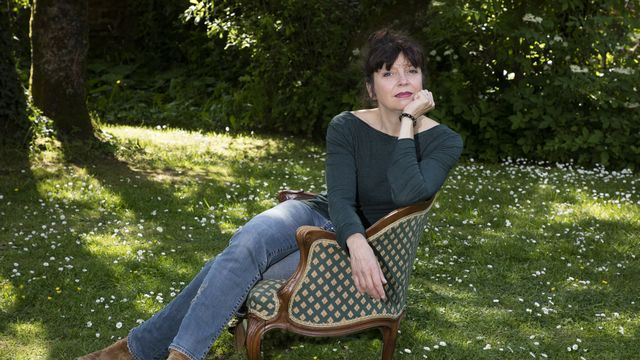L'écrivaine Carole Martinez. [F. Mantovani - Editions Gallimard]