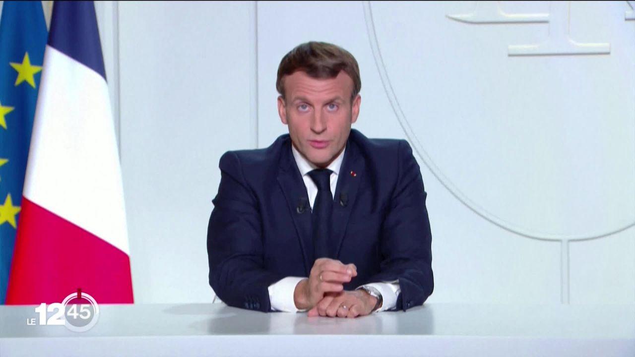 Dès demain reconfinement total dans toute la France. Nouveau coup de massue pour les restaurateurs et les indépendants [RTS]