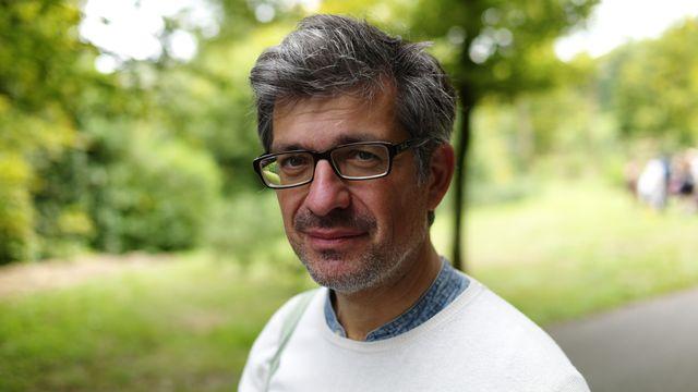 Le philosophe Fabrice Hadjadj. [DR]