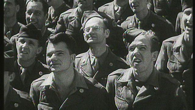 Si l'après-guerre nous était conté (3) : les années GI's [RTS]
