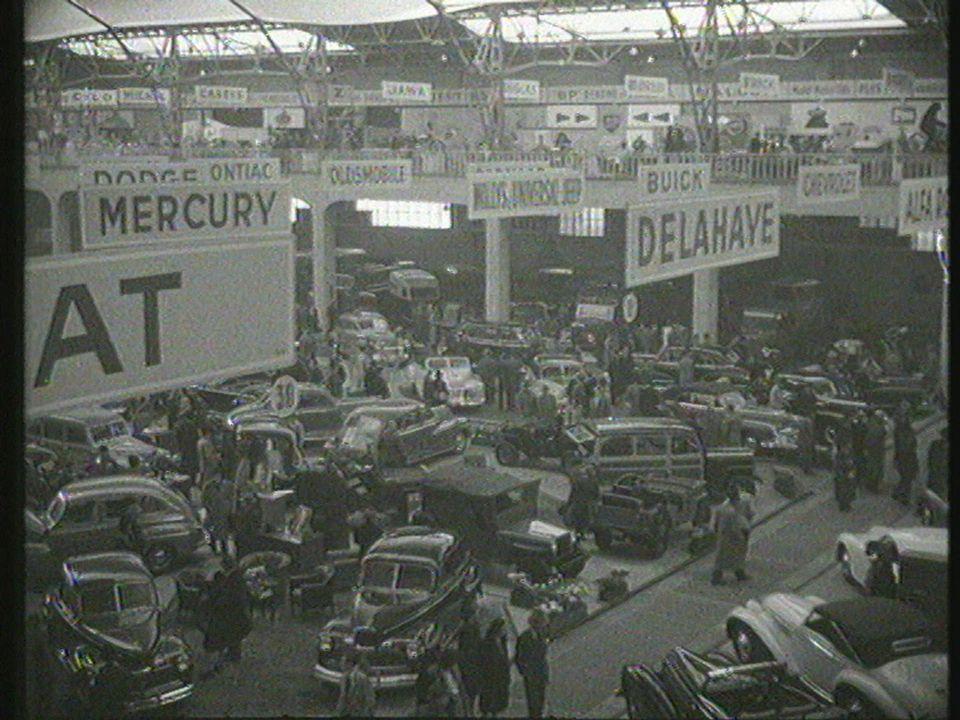 Si l'après-guerre nous était conté (4): le boom économique et ses conséquences [RTS]