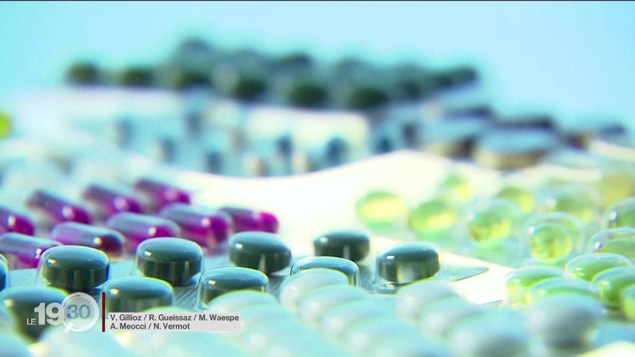Le Conseil national a refusé l'introduction d'un prix de référence pour les médicaments génériques [RTS]