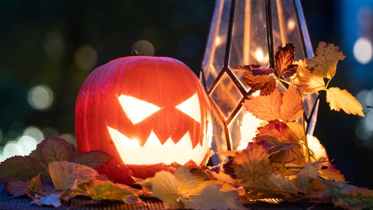 En raison de la situation sanitaire, les cantons de Berne et de Neuchâtel appellent les enfants à ne pas faire du porte-à-porte pour demander des friandises à l'occasion d'Halloween, ce samedi. [Georg Hochmuth - keystone]