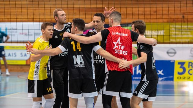 Chênois ne s'alignera pas en Coupe d'Europe. [Compte Facebook du Chênois volleyball - @chenoisvolley  - Keystone]