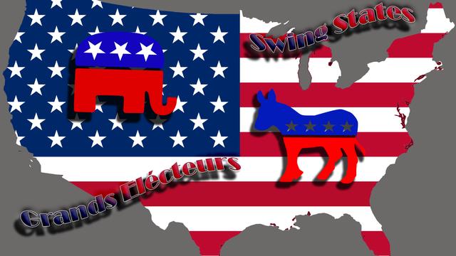 Comment fonctionne l'élection présidentielle américaine? [Mouna Hussain]