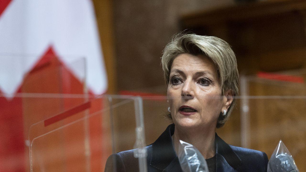 La Suisse n'abolira pas le délit de blasphème. [Alessandro della Valle - Keystone]