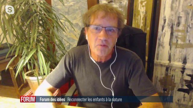 Forum des idées (vidéo) - L'enfant et la nature [RTS]