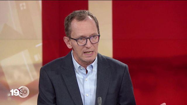 """Jean-Paul Cateau: """"La justice suisse ne sort pas grandie de cette affaire."""" [RTS]"""