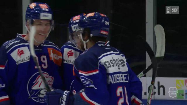 National League: Zurich Lions - Davos 6-3 [RTS]
