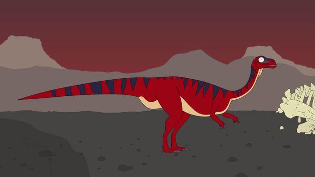 Ralph et les dinosaures [RTS]