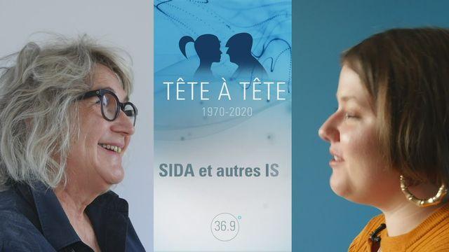 Tête-à-Tête : SIDA et MST [RTS]