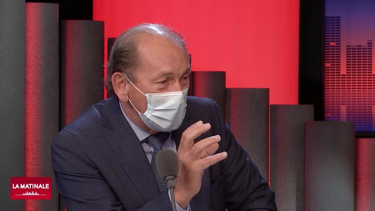 L'invité de La Matinale (vidéo) - Paul Bulcke, président de Nestlé [RTS]