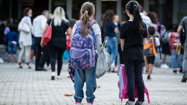 Un élève sur dix serait touché par le harcèlement en milieu scolaire. (image d'illustration) [Elia Bianchi - Keystone]