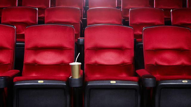 Une salle de cinéma. [Deklofenak - Depositphotos]