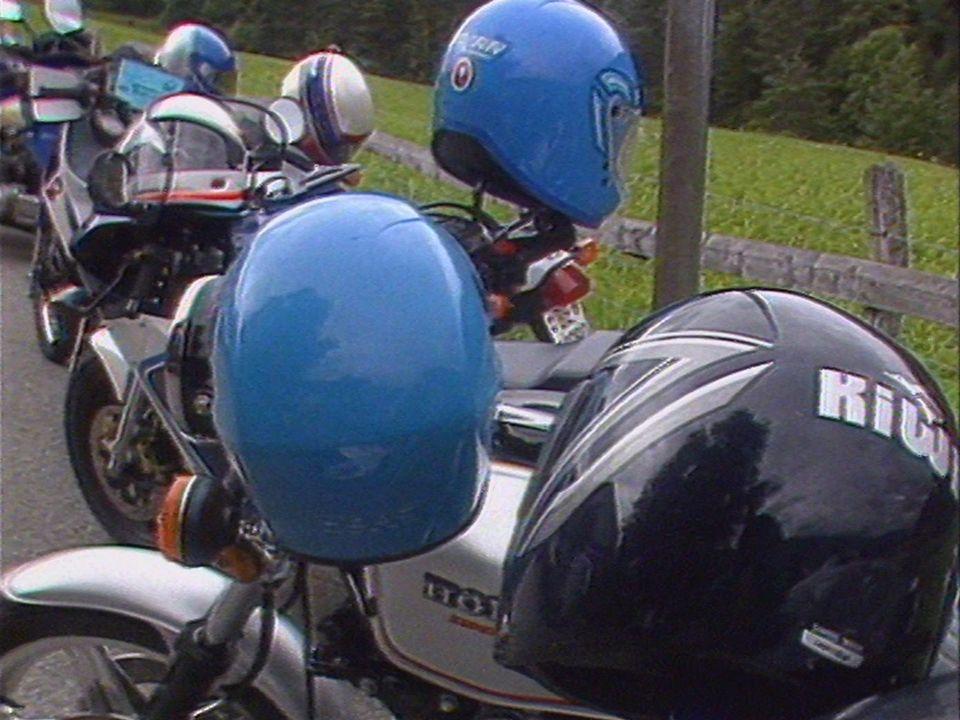 Manifestation de motards [RTS]