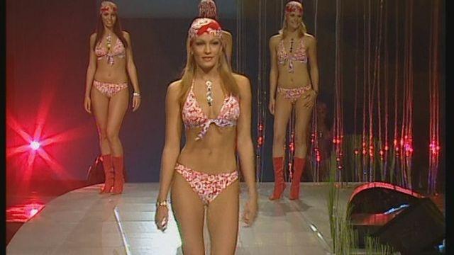 Election de Miss Suisse 2002 (1ère partie) [RTS]