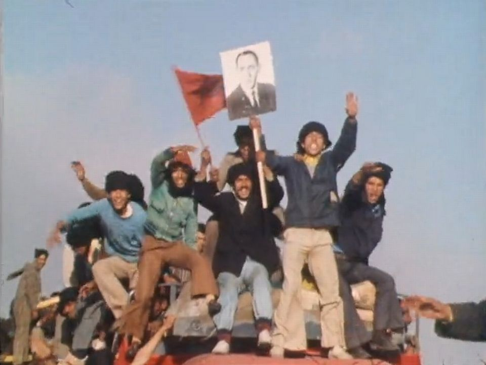 La Marche verte au Maroc en 1975 [RTS]