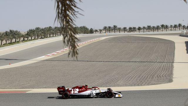 Bahreïn accueillera 2 Grands Prix en cette fin de saison. [Keystone]