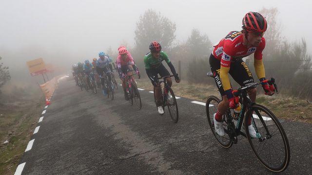 Le Slovène Primoz Roglic est quasiment assuré de remporter le Tour d'Espagne! [Kiko Huesca - Keystone]