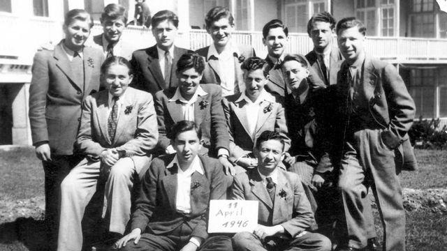 Les enfants de Buchenwald - Une action humanitaire suisse. [RTS]