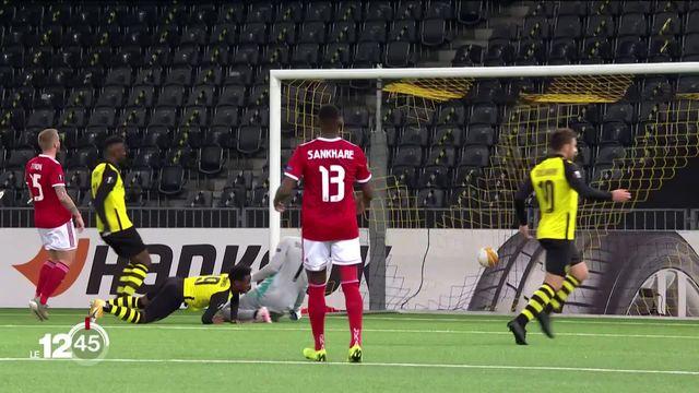 Young Boys se relance en Europa League [RTS]