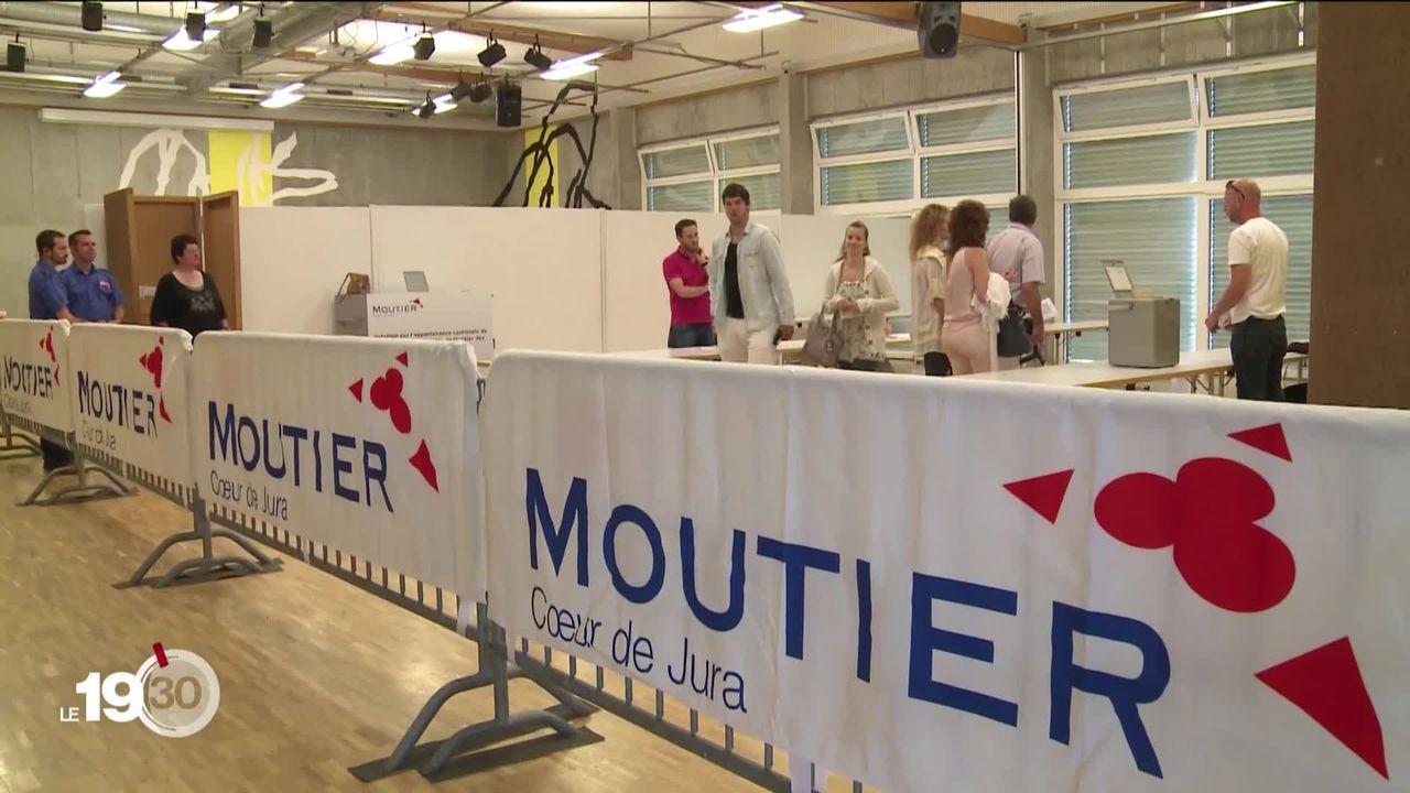 Moutier (BE): des règles pour encadrer le nouveau vote [RTS]